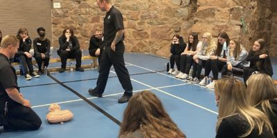 Cpr Training Peterhead Academy Picture 002