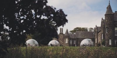 Meldrum House Dome