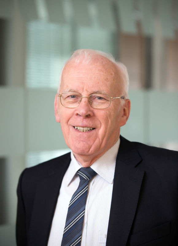 Sir Ian Wood, chair of DYW Commission